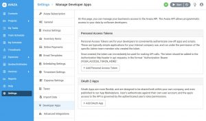 Avaza API - Authentication with OAuth2 - Avaza com
